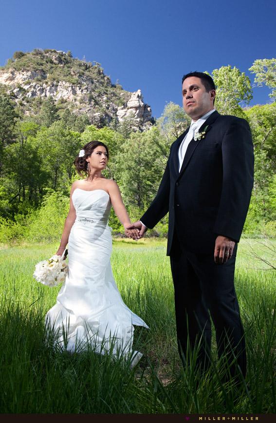 Flagstaff Arizona wedding photographer
