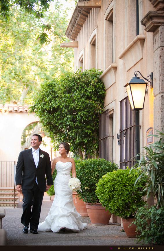 modern Phoenix wedding photography