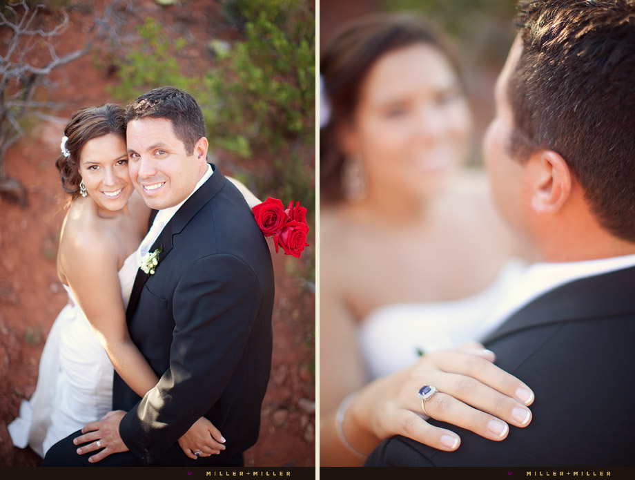 Sedona destination wedding photographer