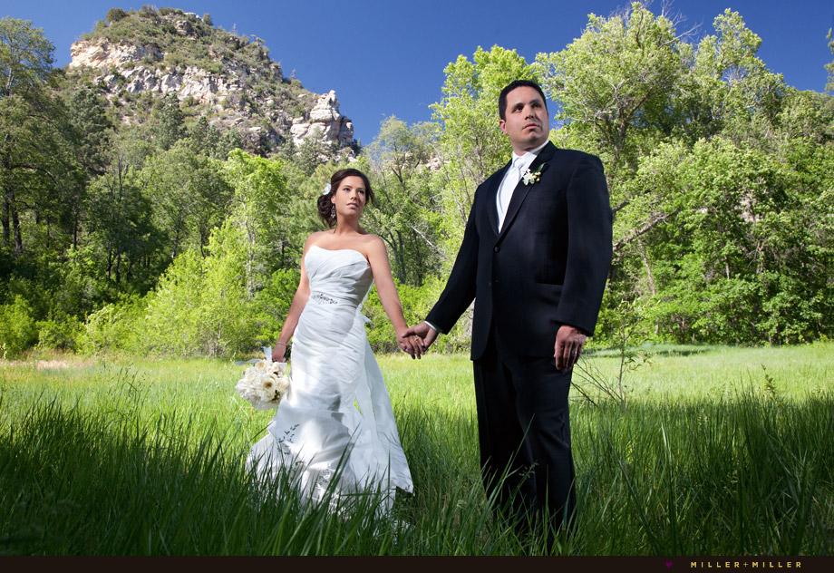 sierra nevada mountains wedding photography