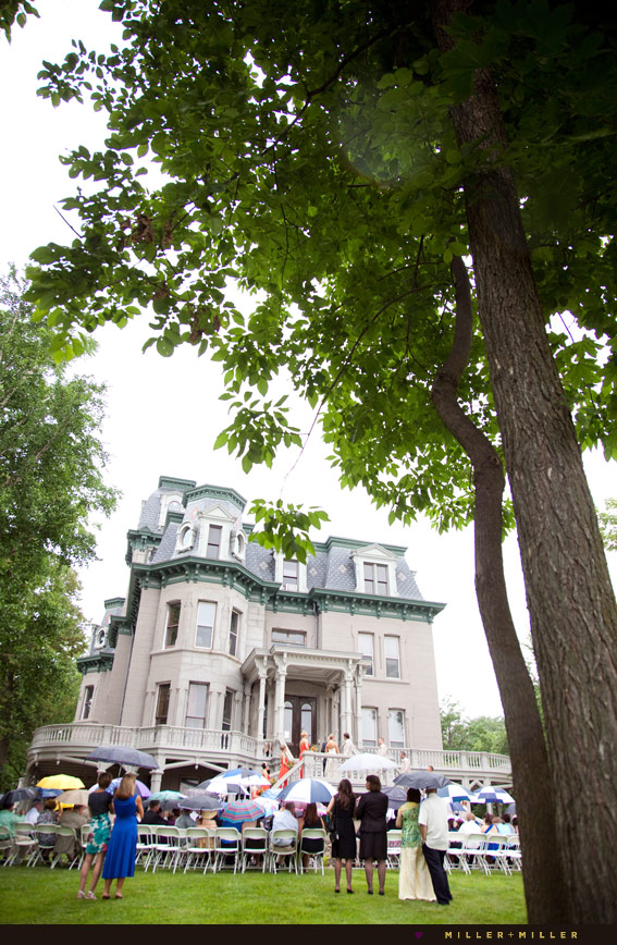 hegeler carus mansion lasalle wedding
