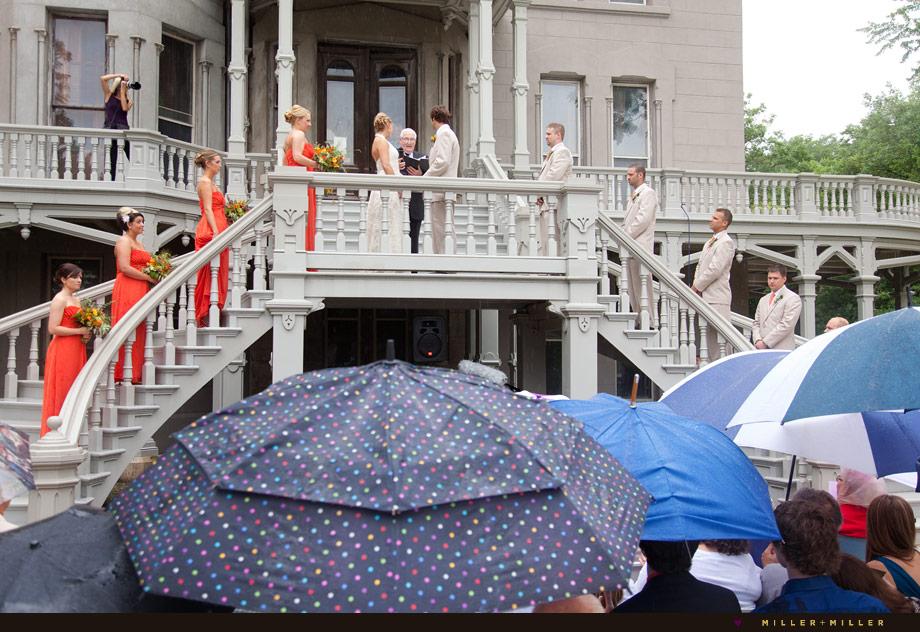 rain good luck wedding day