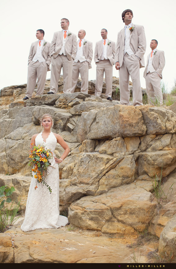 starved rock wedding photographer