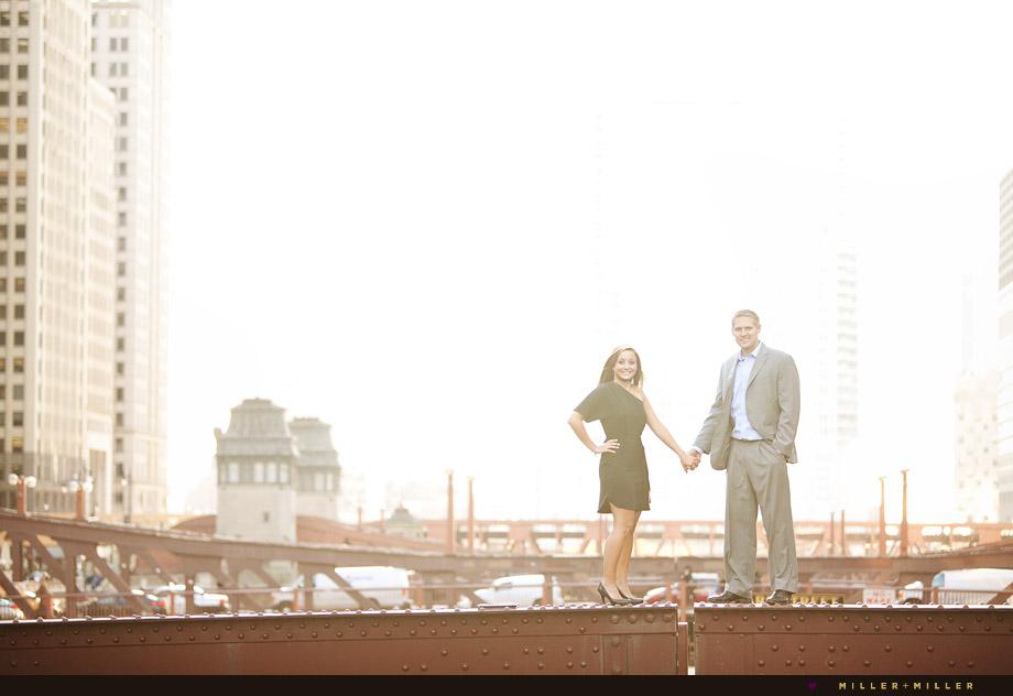 chicago downtown bridges