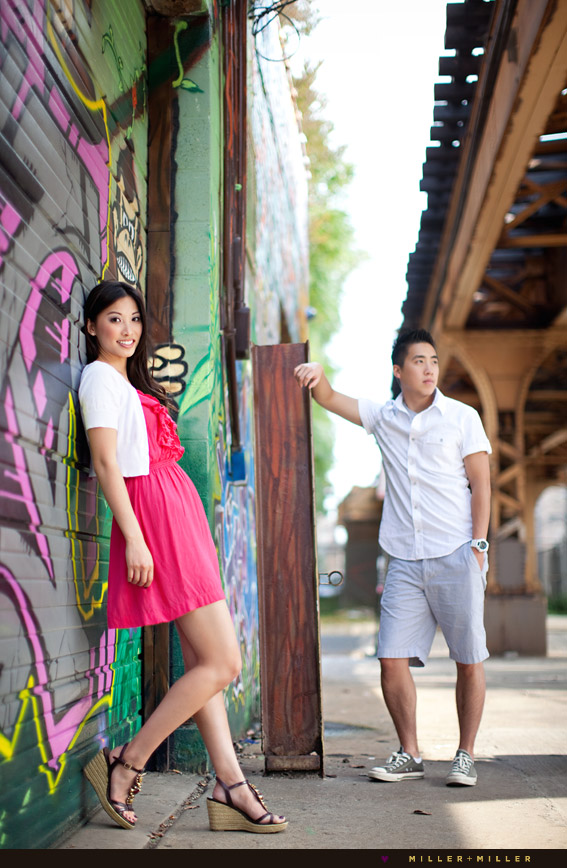graffiti-chicago-engagement