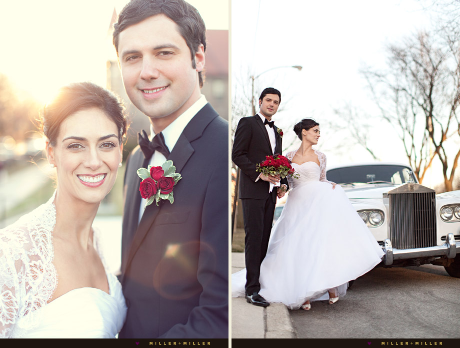 elegant chicago wedding photography