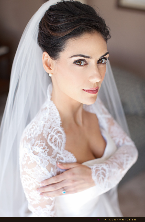 elegant fashion wedding photography