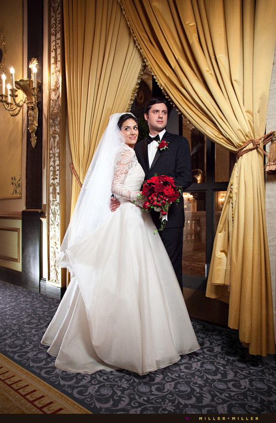 palmer house hilton wedding
