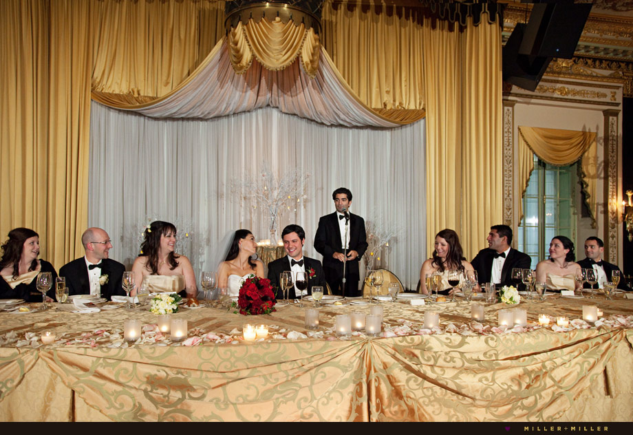 palmer house hotel wedding
