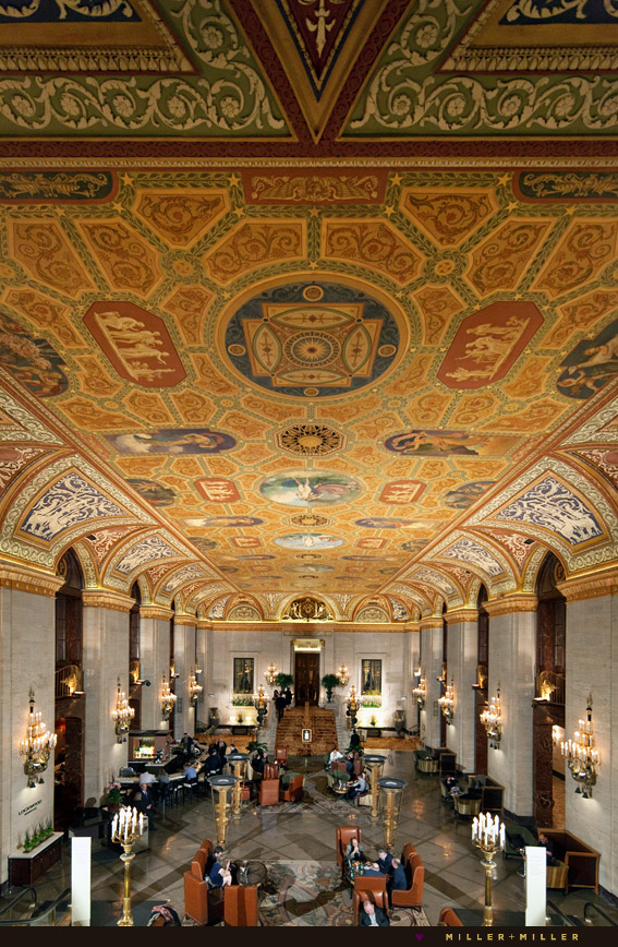 palmer house lobby