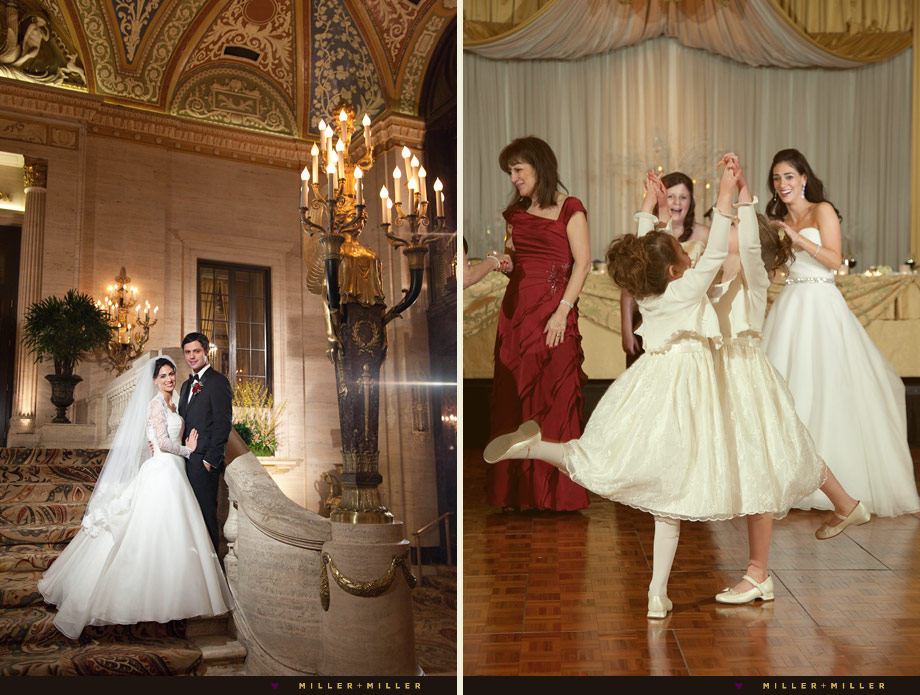 palmer house wedding photographer