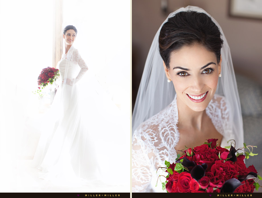 stunning bride photographs