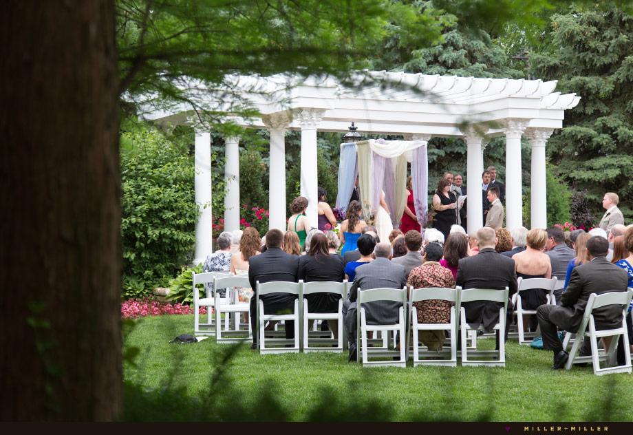naperville outdoor jewish wedding