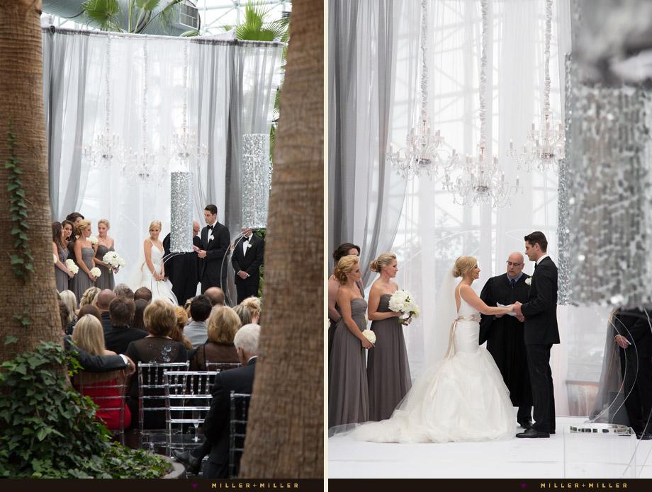 magnificent intimate ceremony Illinois