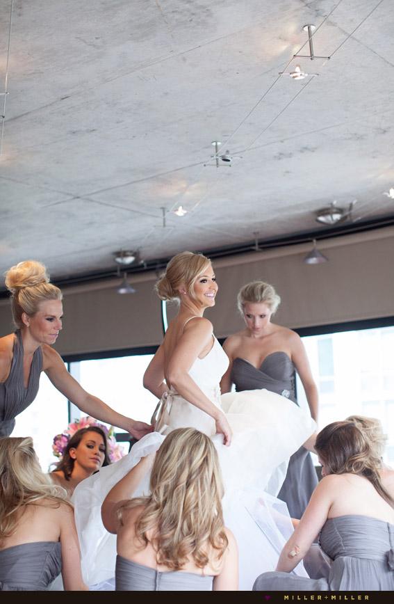 modern glamorous wedding photographer