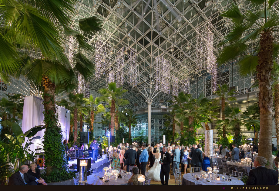 reception crystal gardens navy pier