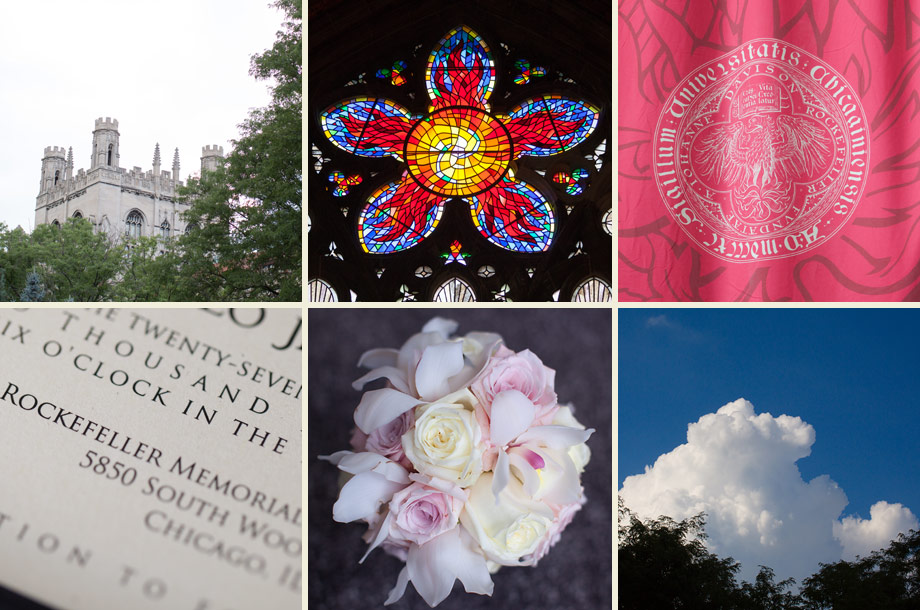 university of chicago hyde park wedding
