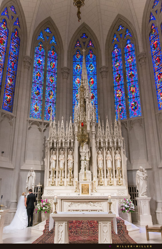 beautiful historic chicago chapel