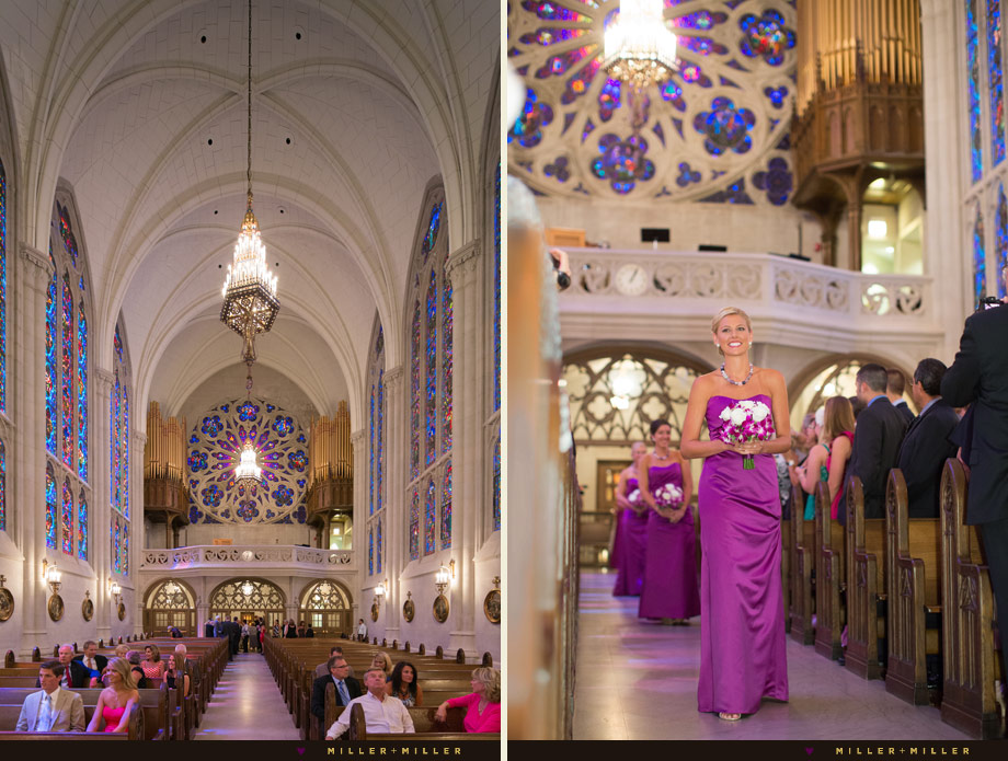 InterContinental king arthur ballroom wedding