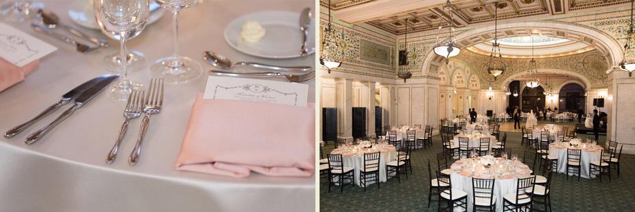 preston bradley hall elegant reception