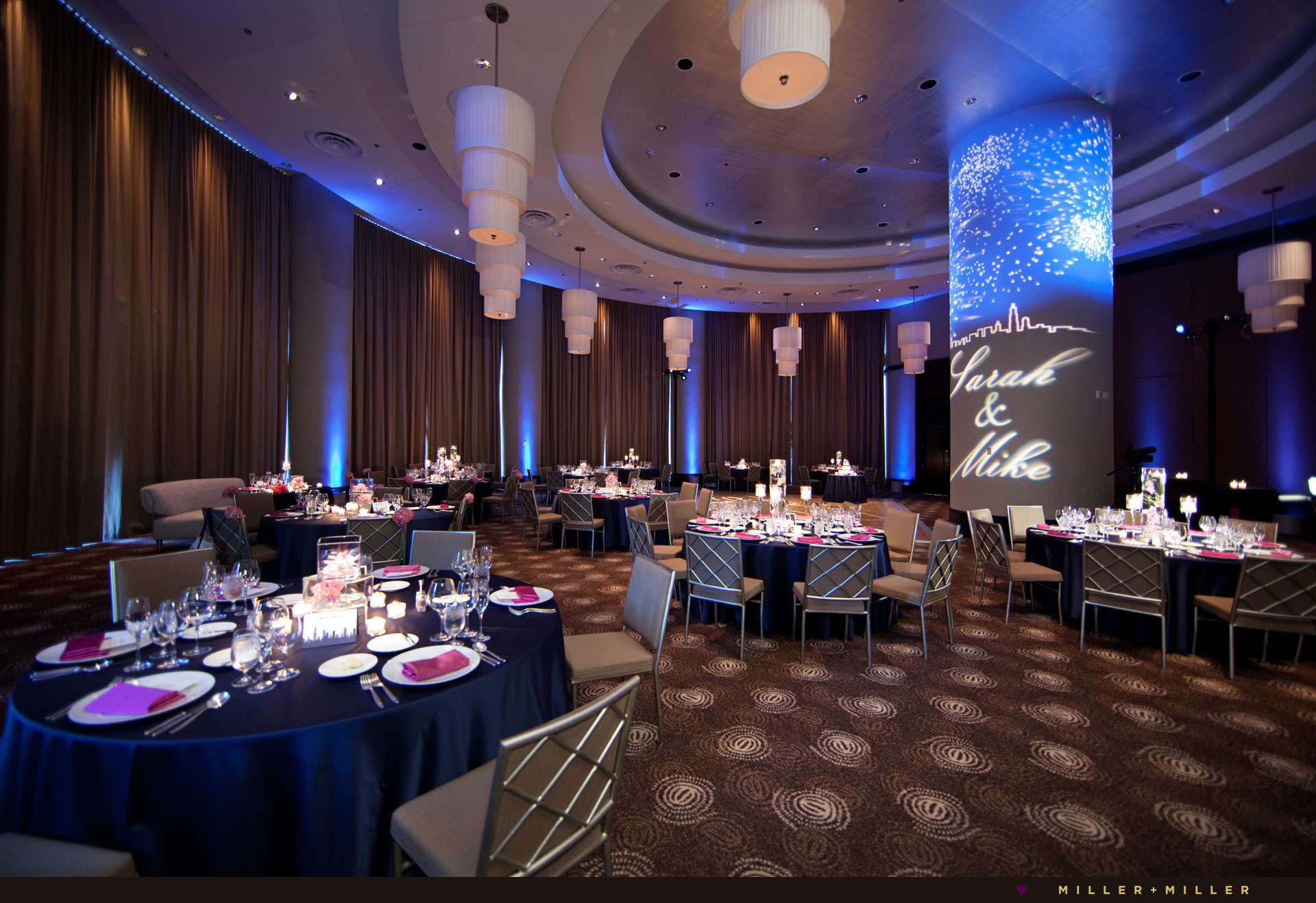 Chicago Trump wedding reception