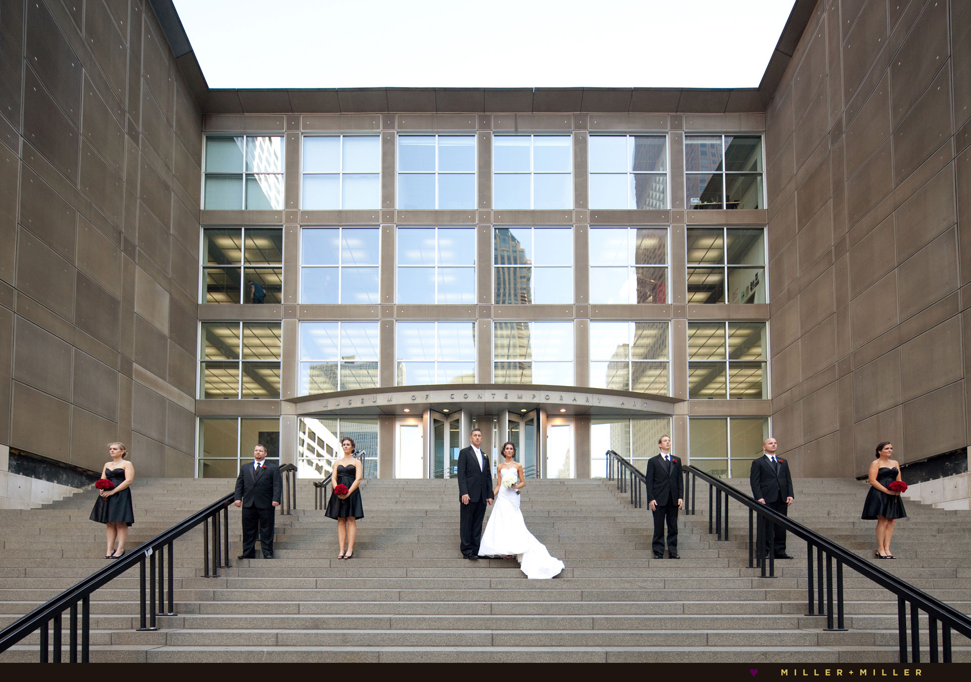 mca warehouse loft wedding