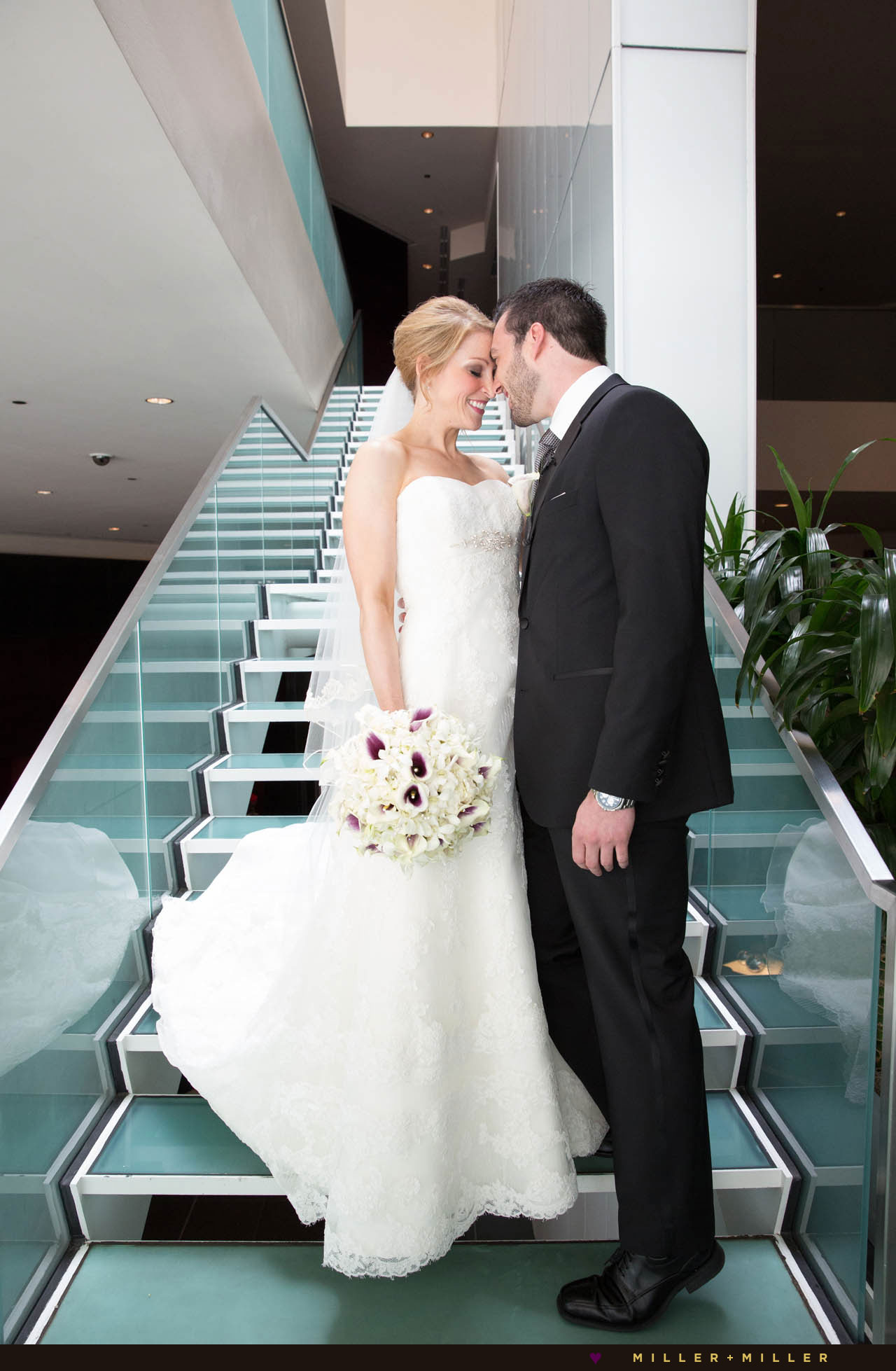 modern Downtown Chicago wedding venue
