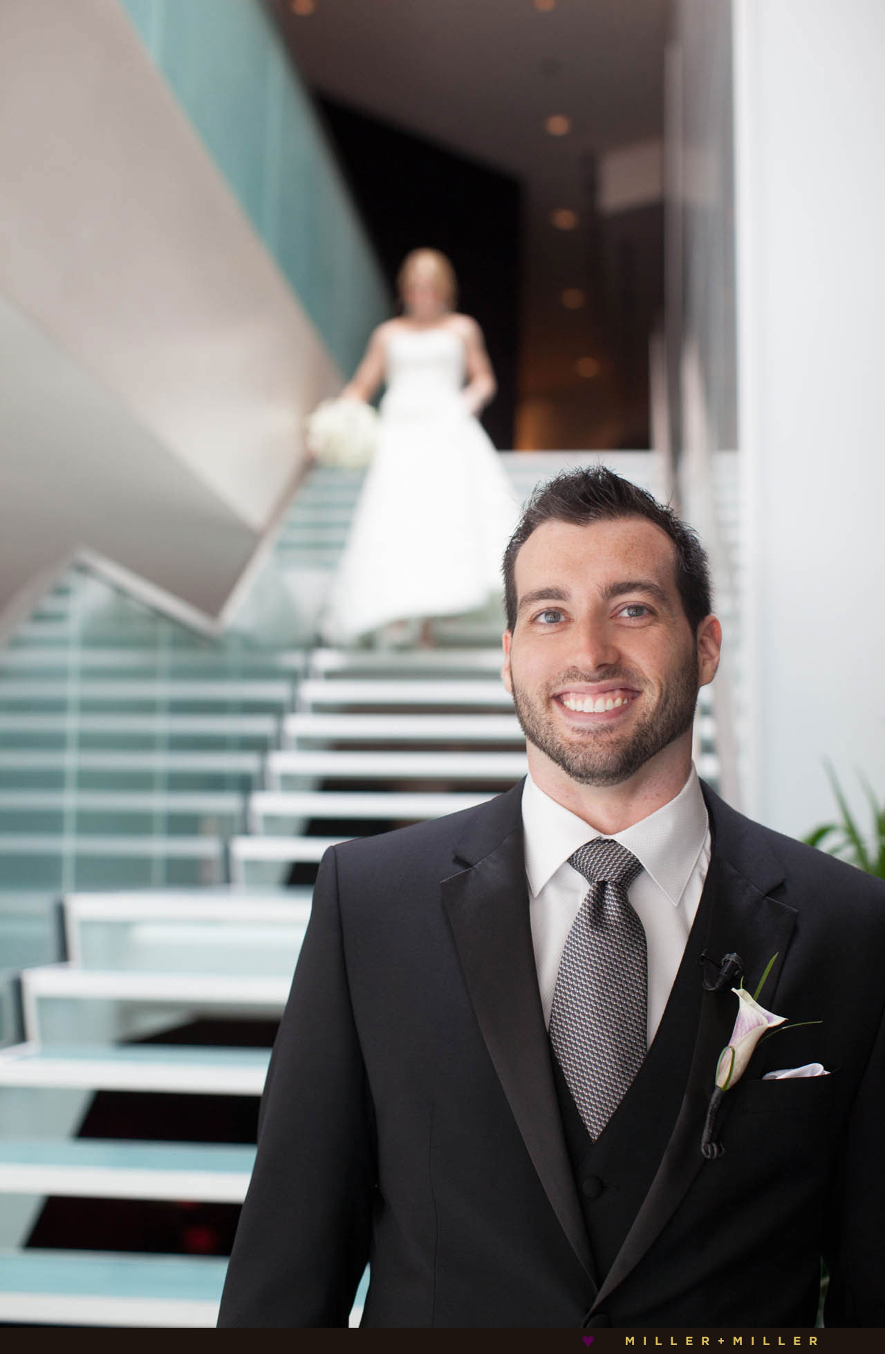 modern hotel downtown Chicago weddings