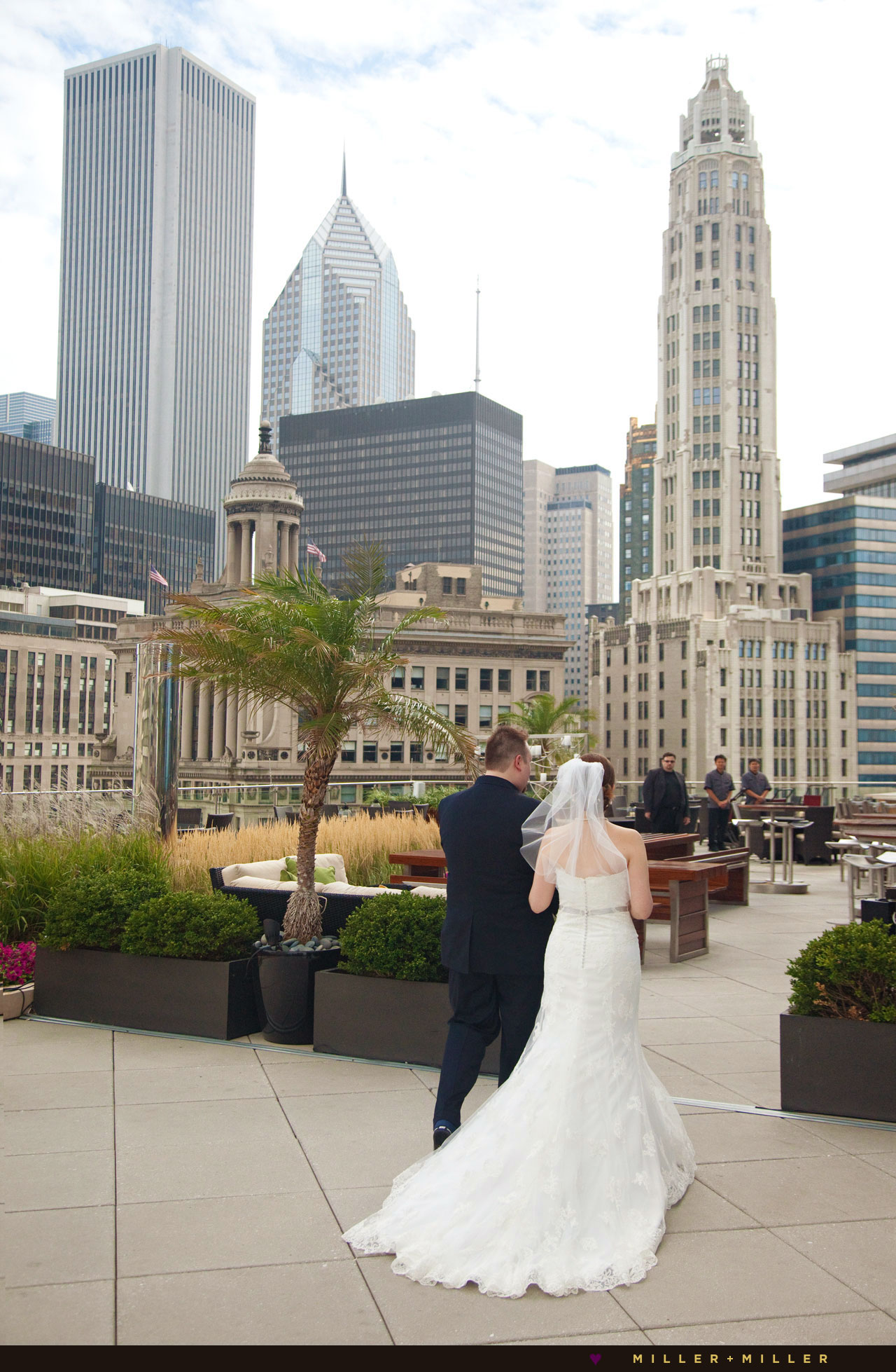 Trump Sixteen Terrace wedding