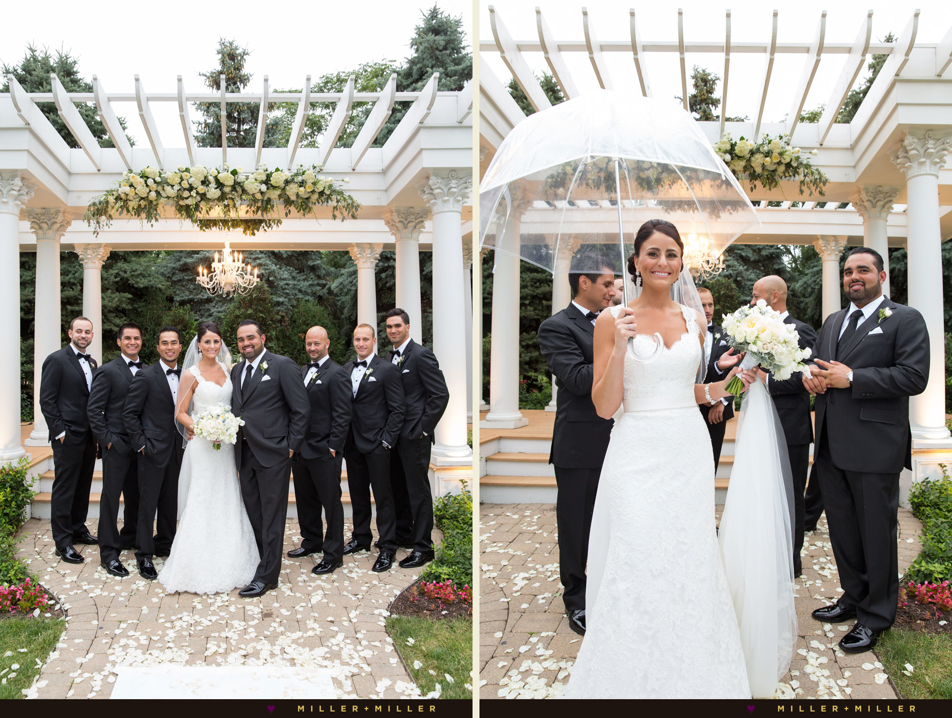 Botanical garden wedding Chicago