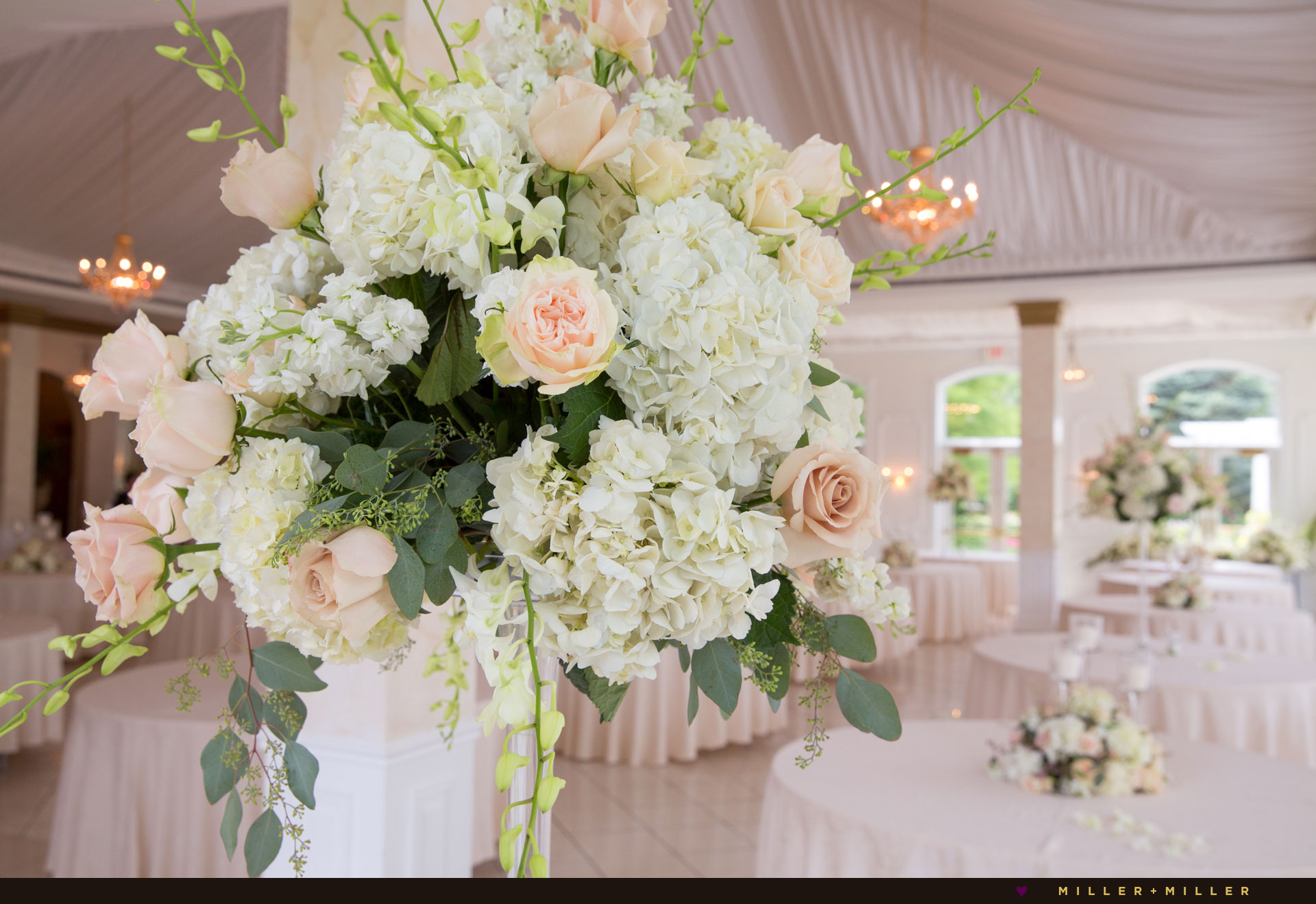 luxury wedding ballroom Chicago suburbs
