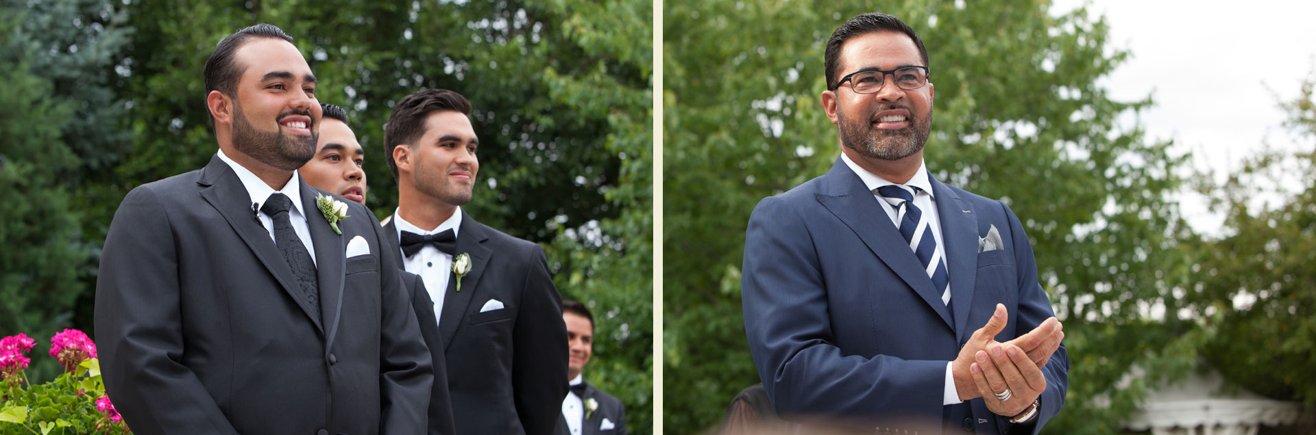 Ozzie Guillen Jr wedding dad brothers