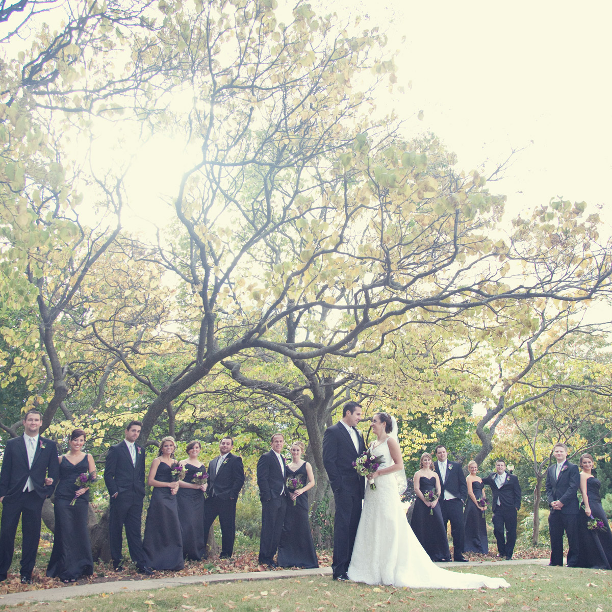 Scenic Outdoor Weddings Chicago Photos