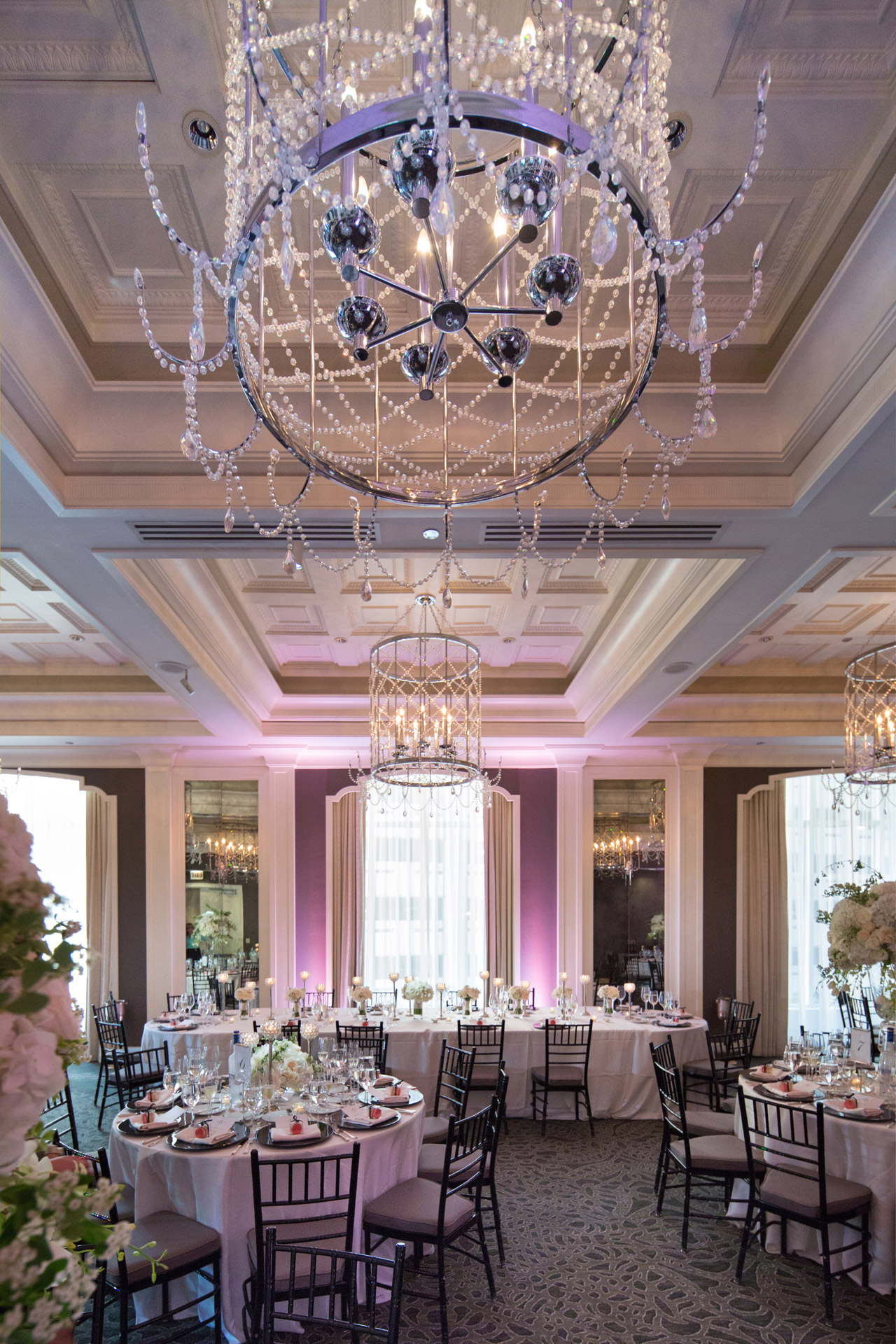 Weddings Waldorf Astoria Chicago London House