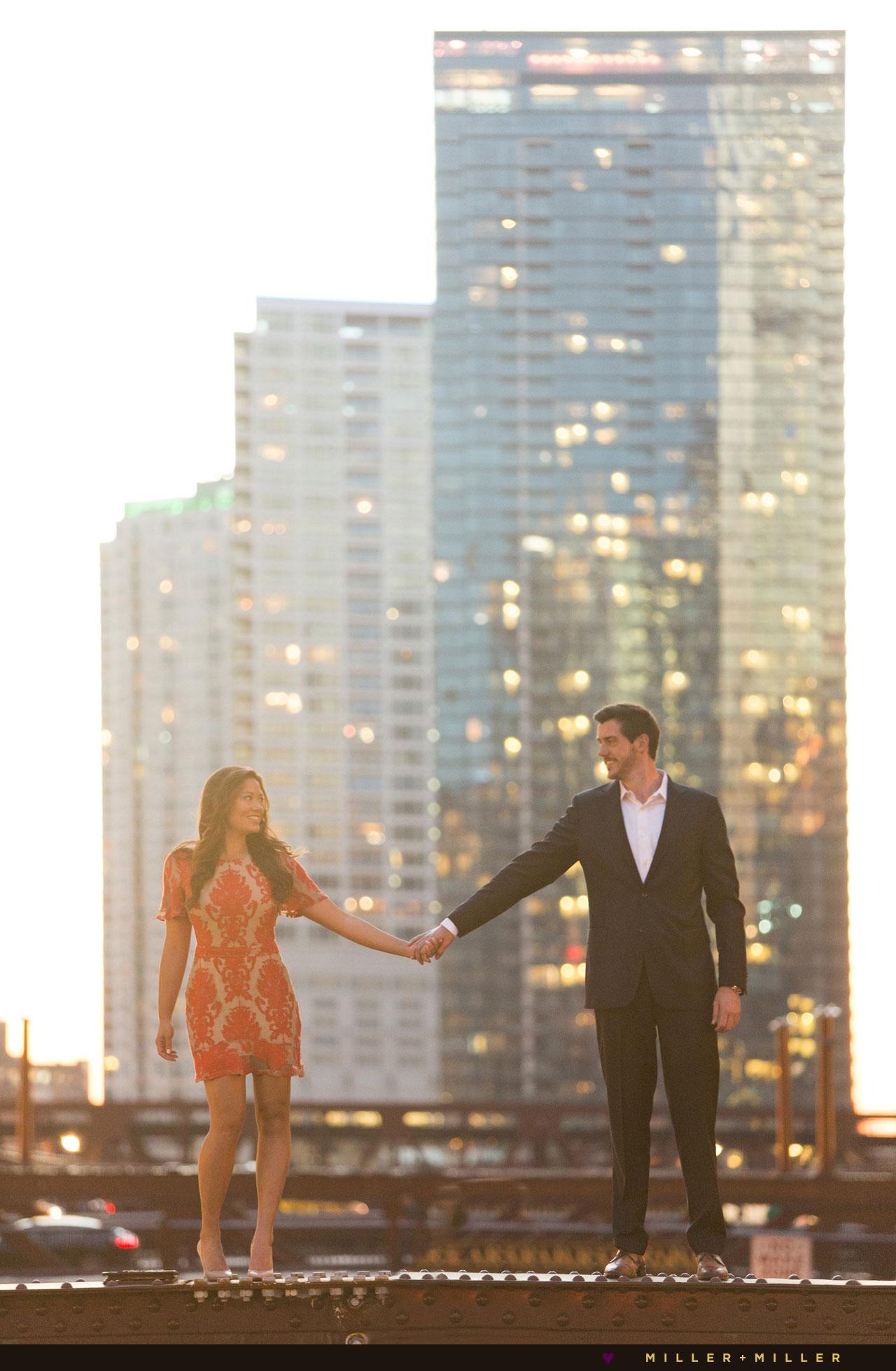 urban-chicago-engagement-photos