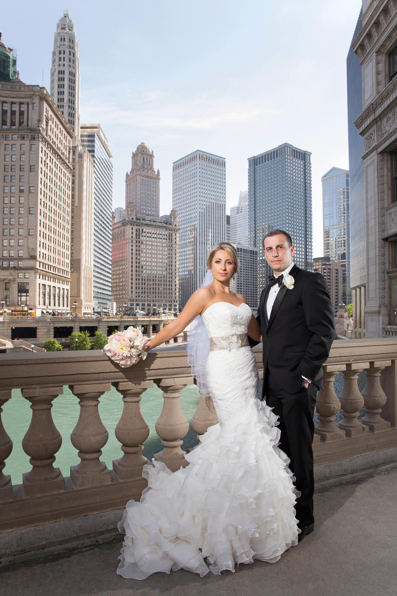 top chicago wedding photographer