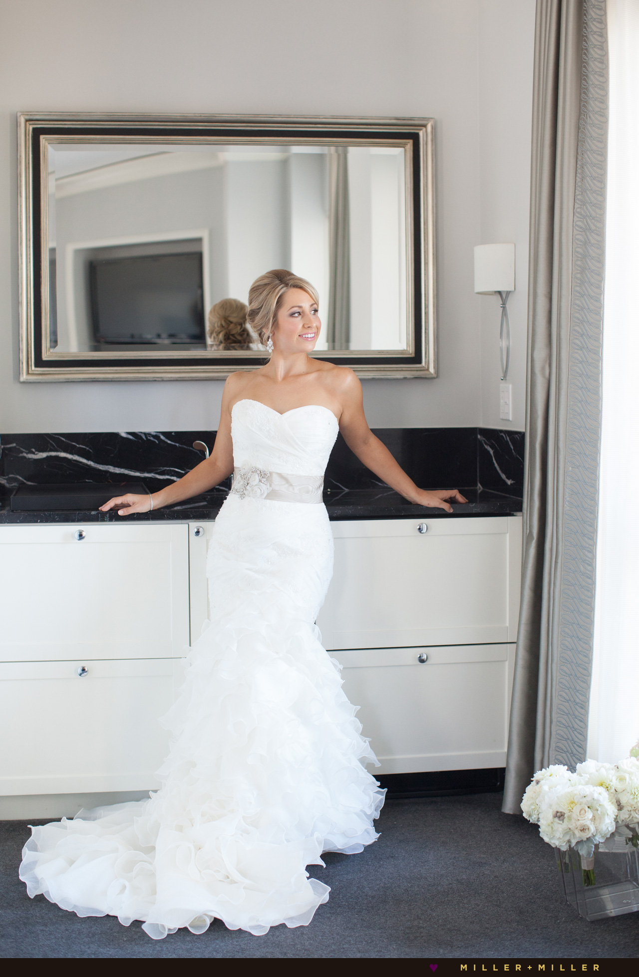 ivy room bride Waldorf Astoria