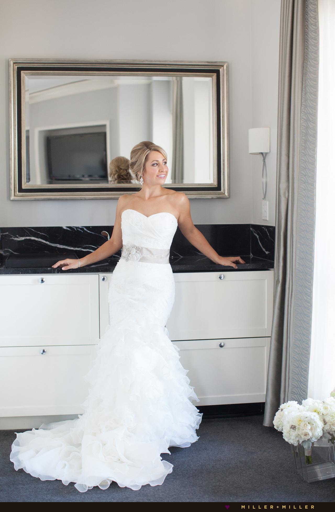 ivy room bride Waldorf Astoria