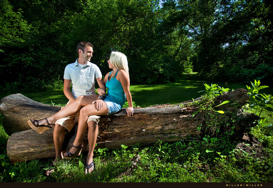 Naperville Illinois Engagement Photography