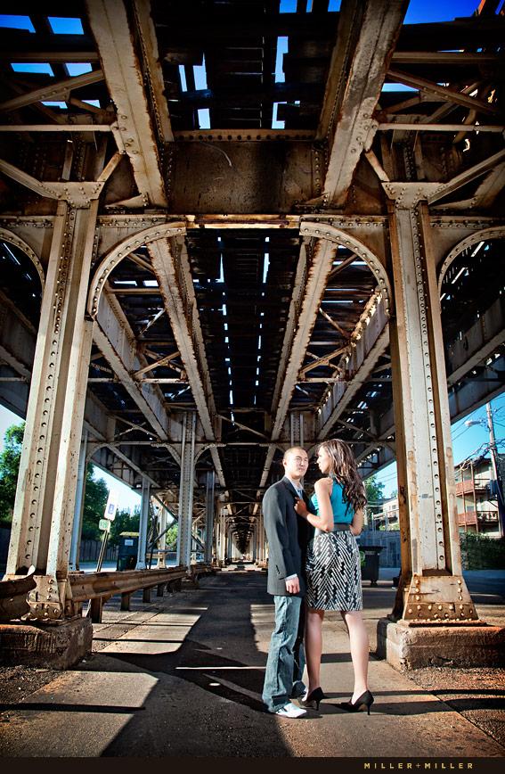 Chicago L Train Engagement