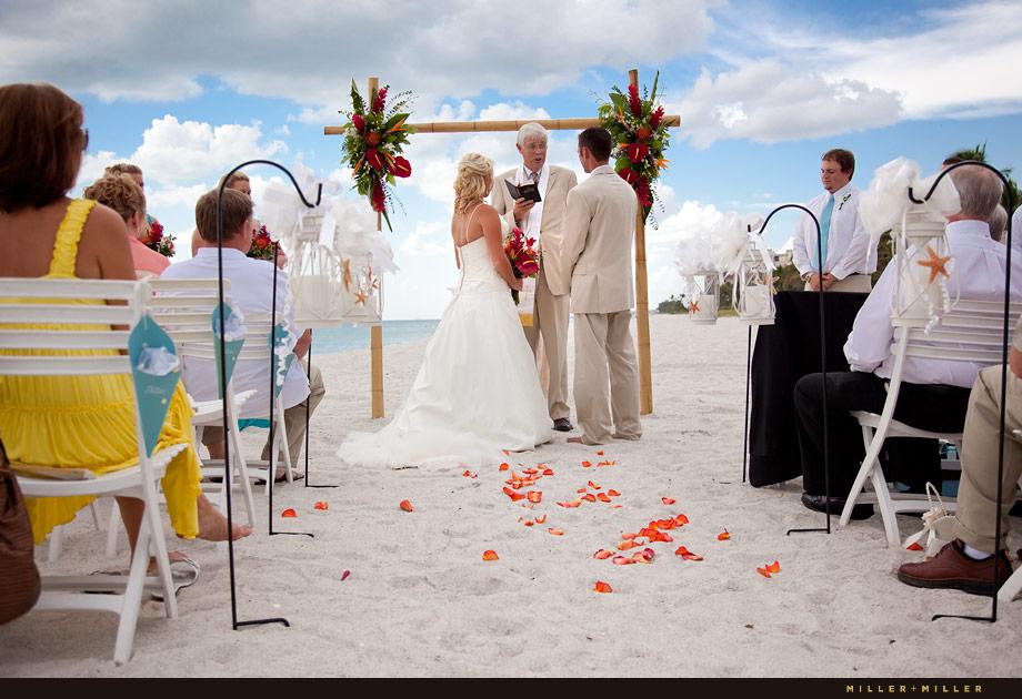 La Playa Resort Florida Beach Wedding Photography