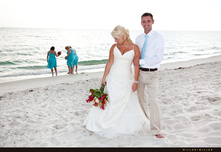 Marco Island Destination Wedding Photographer