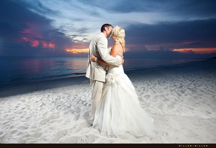 Caribbean Beach Wedding Photography