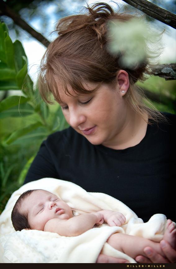 Plainfield IL Baby Portraits