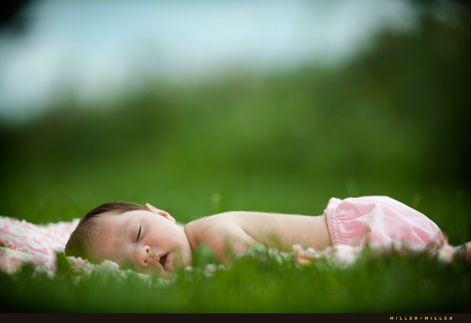 Plainfield Illinois Newborn Photography