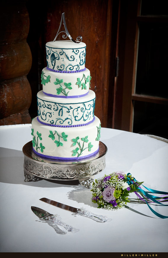 Chicago Illinois Wedding Cakes