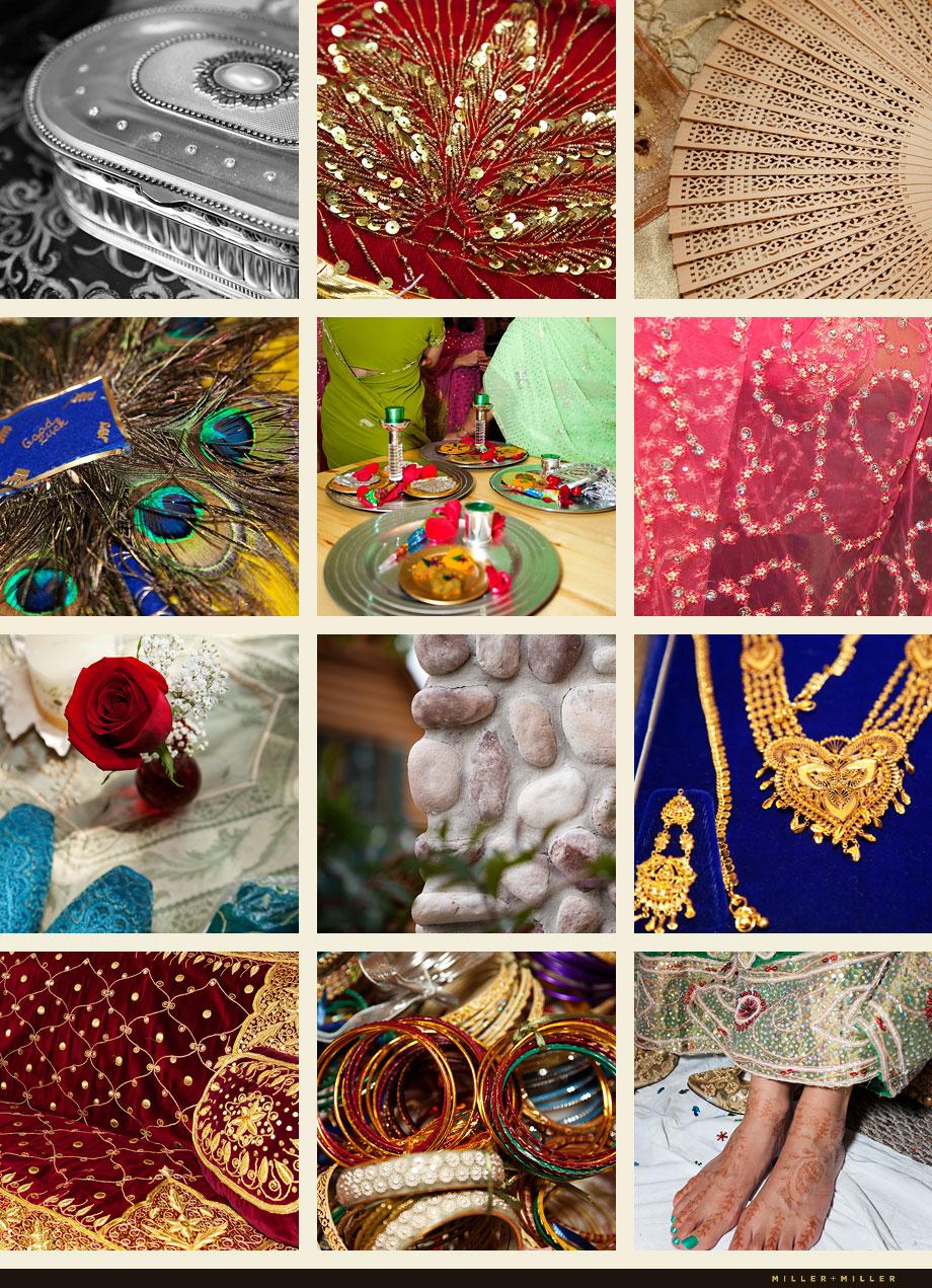 Mehndi Collage