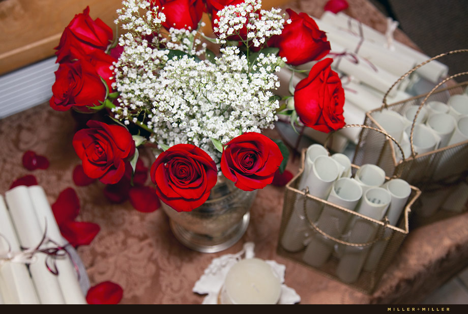 Red Roses Mehndi