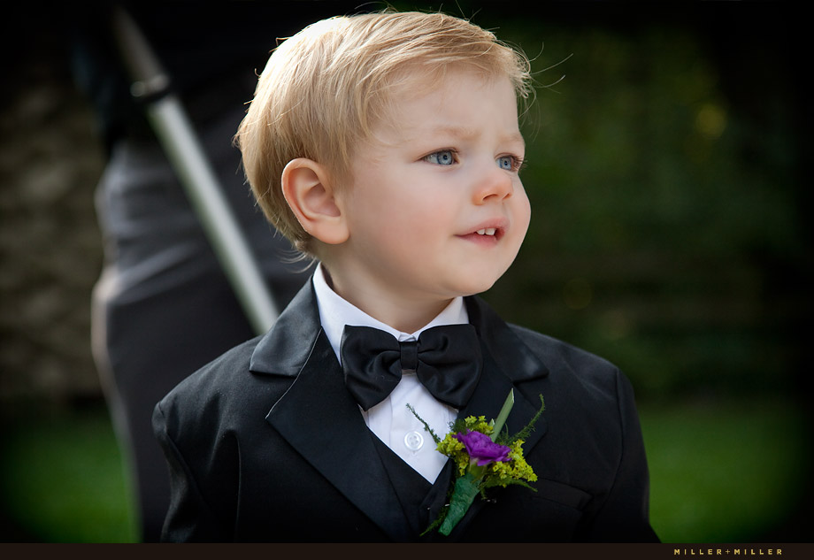 Ring Bearer Pictures