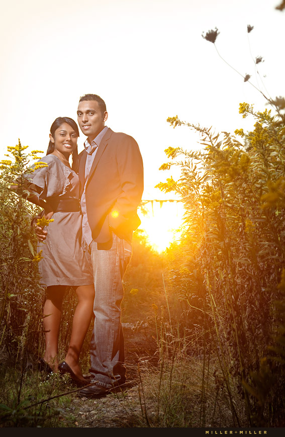 Romantic Engagement Photography